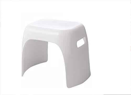 LYQZ Taburete Engrosado Taburete de plástico Antideslizante for niños pequeños Taburete for Cambiar el hogar Taburete for Zapatos 21.5 * 32 * 25.5 * 21.7 cm