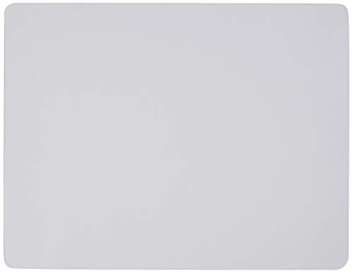 """Artistic Eco-Clear Antimicrobial Clear Desk Pad, 17"""" x 22"""" 