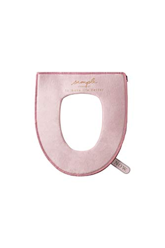 N\\A Bathroom Washable and Elegant Toilet seat Covers Easy to Clean Toilet Seat Cushion