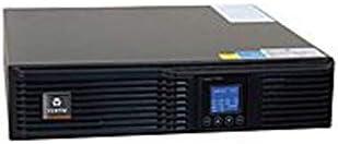 Liebert GXT420R1WRK3WE 500VA - 3000VA Online Rack/Tower Smart UPS - Rack Rails; Battery; 2 programmable Outlet Pairs (Renewed)
