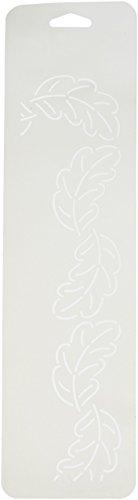 Sten Source Quilt-Schablonen von Bobbie Smith 5,1 cm Blattrand, 10,2 x 38,1 cm