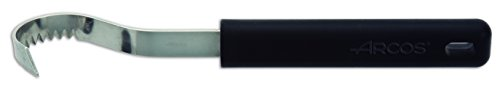 Arcos Professional Gadgets - Butter Curler - Stainless Steel 3' - Handle Polypropylene Black Color