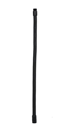 Gator Frameworks Flexible Black Gooseneck for Microphones; 19' Length (GFW-MIC-GN19)