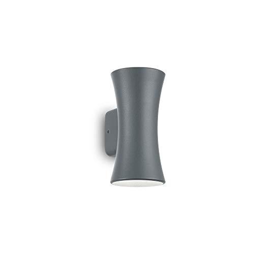 Ideal Lux LAB AP2 ANTRACITE - 161556