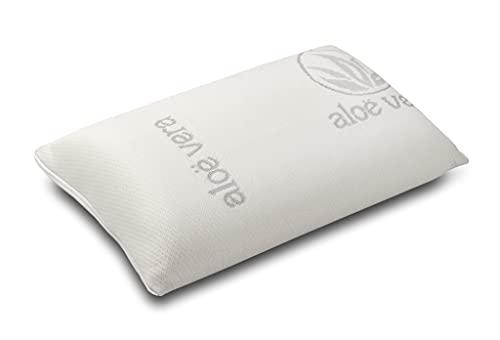 Pack de 2 Almohadas ViscoCopos con Aloe Vera