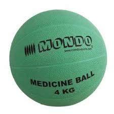 Mentor Interactive Palla Medica kg 4
