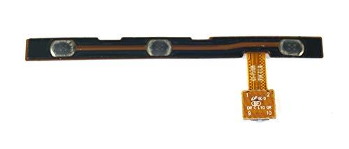 S4H Power Volume Flex EIN Aus Laut Leise geeignet für Samsung Galaxy Tab 10.1 P7500