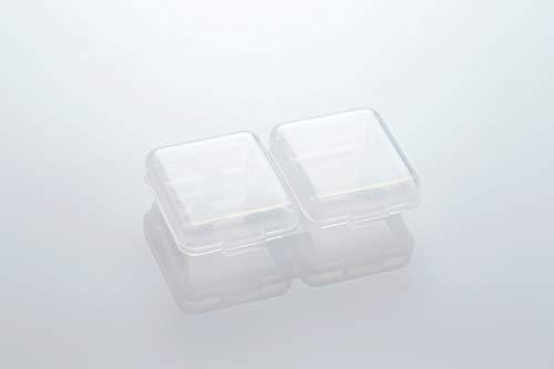 『医療用樹脂のノンアレルギーピアス アレルギー予防シークレット透明ピアス リメイン (5個セット)』の7枚目の画像
