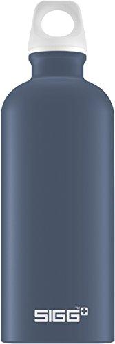 Sigg Unisex– Erwachsene Lucid Midnight Touch Trinkflasche, 0,60