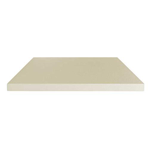 Baldiflex - Materasso Una Piazza e Mezza Easy Aloe Small 120 x 190 cm - Rivestimento Aloe Vera Proprieta