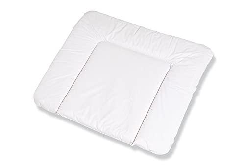 Pinolino - 711000 - Wickelauflage Komfort in weiß, 85 x 75 cm - Füllung aus 100% Polyester-Thermo-Vlies
