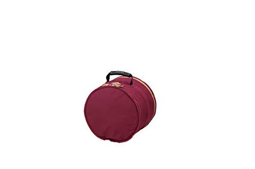 Tama TSBT8WR PowerPad Designer Collection Tom Bag – 8' x 7', rosso vino