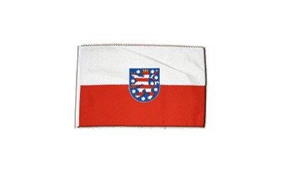 Fahne Flagge Deutschland Thüringen 30 x 45 cm