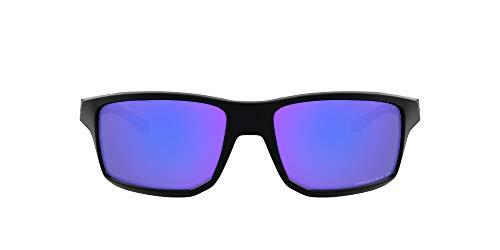 Oakley 0OO9449 Gafas, MATTE BLACK, 60 para Hombre