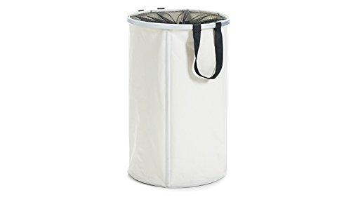 Zeller 13281 Wäschesammler, Polyester, beige