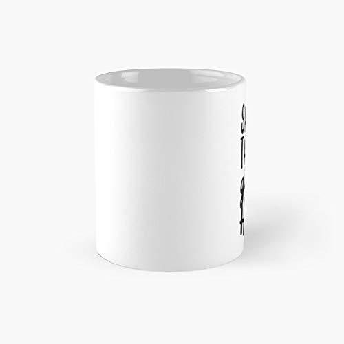 Taza clásica de ginebra | El mejor regalo divertidas tazas de café de 325 ml