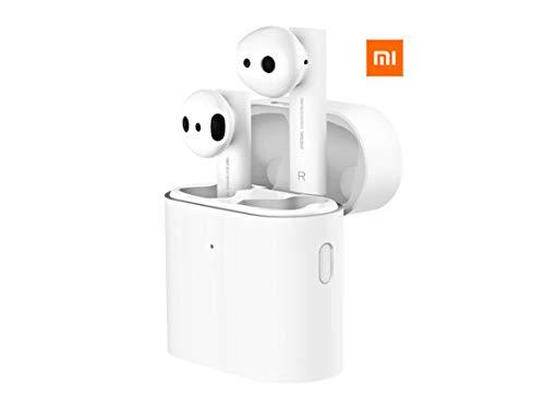 Xiaomi TWSEJ02JY Bluetooth 4.2 Air Auriculares Inteligentes inalámbricos con Caja de Carga magnética,…