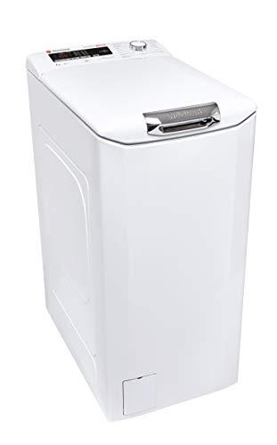 Hoover HNFLS G474TAH-84 Toplader Waschmaschine / 7 kg / 1400 U/Min/Inverter-Motor/Aquastop/NFC + WiFi-Technologie