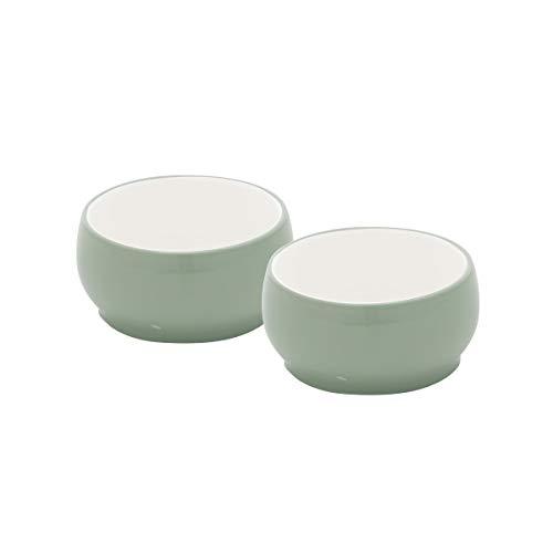 KitchenAid Vitrified Stoneware Ramekins, Set of 2, Pistachio