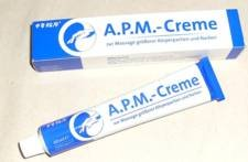 Massagemittel/APM-Creme 60 ml Tube
