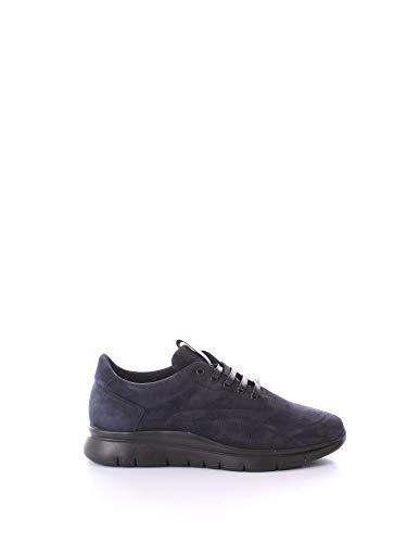 Frau Sneakers, Scarpe con Lacci Uomo, Blu, 41 EU
