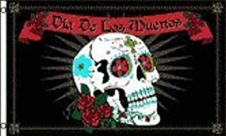 Day of the Dead Flag 3x5ft
