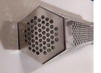 "Why Should You Buy Rockys Durable Stainless Steel Perforated Smoke Tube for Outdoor Barbecue. 12"" ..."