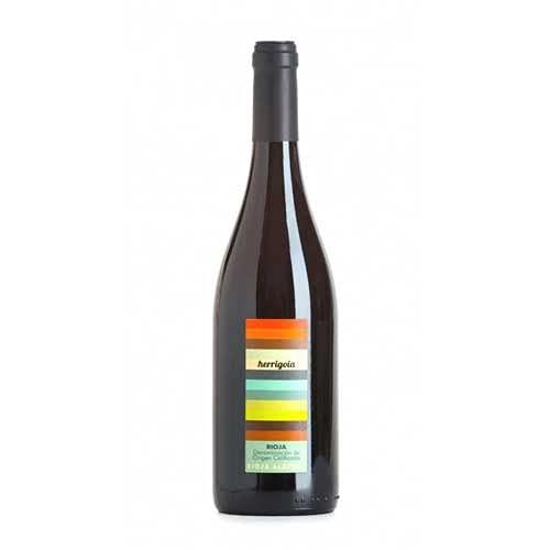Herrigoia Maceración Carbónica, Ecológico - D.O.Ca.Rioja- 6 Botellas