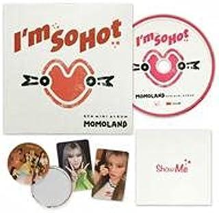 تسليم فوري - (UAE) [Original] MOMOLAND 5th Mini Album - Show Me/I'm So Hot CD + Poster مامولند فرقه قدمت هذا الالبوم يحتوي...