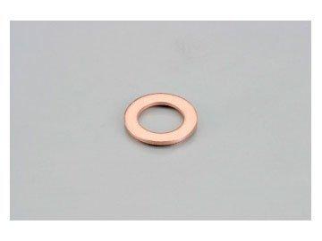 キタコ(KITACO) 銅ワッシャー/銅パッキン(φ8) 8.6×13.7×1 汎用 1個入り 0900-092-01002