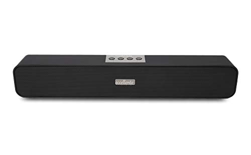 Eccellente Bluetooth Soundbar Speakers_BT500_Excellent Battery Back and Sound Quality