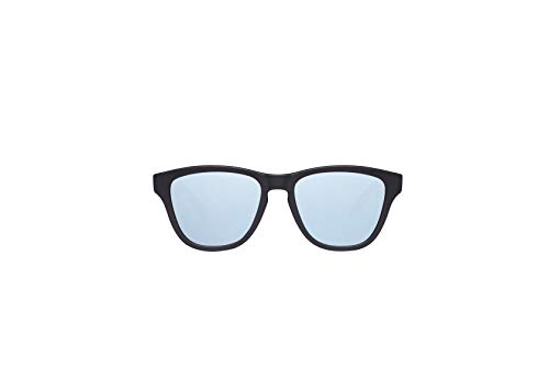 HAWKERS Gafas de sol, Negro/Azul, One Size Womens