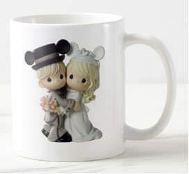 Tazas de café con texto en inglés 'Precious Moments', 'Friendship', Inspirational, Lindo, Baby Shower, cumpleaños, Bamptismo, 110z, Impreso