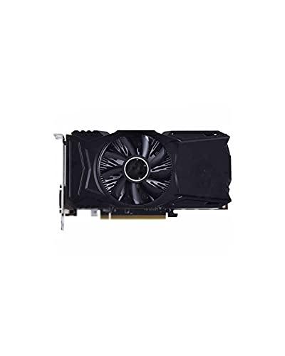 GUOQING Sistema de refrigeración sin Ventilador Tarjetas gráficas GPU Fit For AMD Radeon RX 560 4GB RX560 D RX 560D Tarjeta de Video DVI DVI-D Mapa de Juegos de computadora