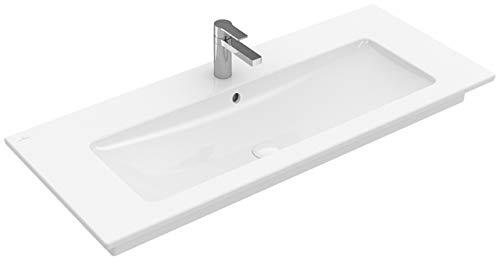 Villeroy&Boch Schrank Waschtisch Venticello 4104 1200x500mm Eckig Stone White C+