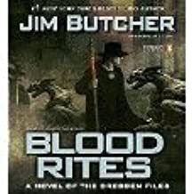 Blood Rites (Dresden Files (Audio) #06)Compact Disc