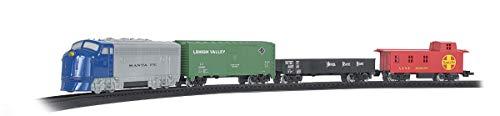 Bachmann Trains - Rail Champ Battery Operated Train Set - HO Scale