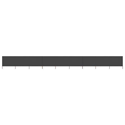 Festnight Scherm 3 panelen/panelen 5/6 Garden 400x80 cm / 600x120 cm panelen / 9 panelen doek / 600x160 cm / 600x80 cm / 800x120 cm/cm 1200x120 / 1200x160 cm/cm 1200x80
