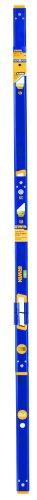 IRWIN Tools 2050 Magnetic Box Beam and Door Jamb Level, 78-Inch / 32-Inch (1794104)