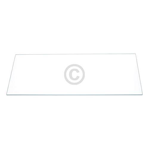 Bosch Siemens 743201 00743201 ORIGINAL Glasplatte Glasablage Glastrageplatte Glasabdeckung Glasabstellplatte 400x160mm Gefrierschrank Kühlschrank auch Neff Constructa Balay