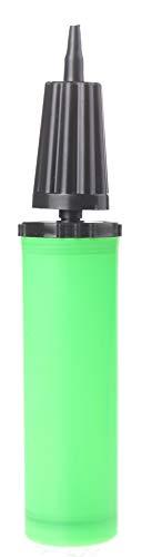 ballonnenpomp groen 27 x 5 cm