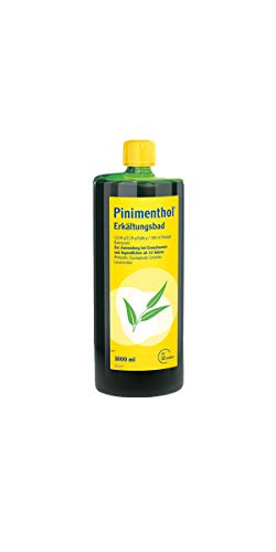 Pinimenthol Erkältungsbad (1000 ml) von Spitzner