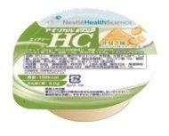 アイソカルジェリーHC(エイチシー)きなこ味66g(150kcal)×24個/箱