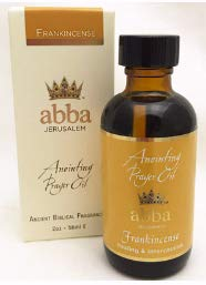 ABBA Anointing Oil-Frankincense-2 Oz