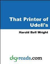 That Printer of Udell's [with Biographical Introduction]