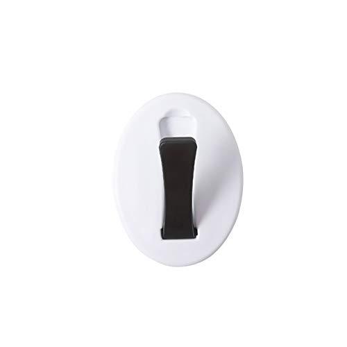 ETXP Útil Copas de succión de Pared para Cocina, baño y Paredes de Cocina. Adaptado al baño (Color : A1, Tamaño : 6X 4 cm)