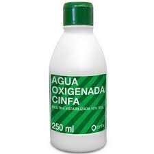 CINFA - AGUA OXIGENADA CINFA 250 ML