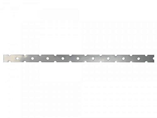 50 Mauerverbinder 300mm A4 0,5mm Maueranker Edelstahl zugelassen Flachanker