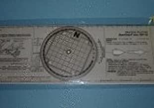 NAUTICAL PLOTTER MOD. BRT-35 TRANSPORTADOR BRETON NAVEGACION ...