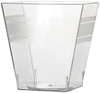 Singhal Shops Latest item 4 Oz. Clear Tumblers - Ct. Price reduction 10 Plastic